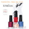 Kinetics – Shield Polish And SolarGel Duo – All Color Collections