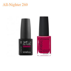 Kinetics Shiled Gel And SolarGel Polish Duo All Nighter 260 0 247x247 - Equipment nail salon furniture manicure pedicure