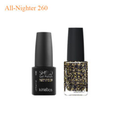 Kinetics Shiled Gel And SolarGel Polish Duo All Nighter 260 247x247 - Equipment nail salon furniture manicure pedicure