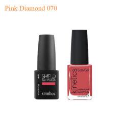 Kinetics Shiled Gel And SolarGel Polish Duo Pink Diamond 070 247x247 - Equipment nail salon furniture manicure pedicure