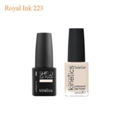 Kinetics Shiled Gel And SolarGel Polish Duo Royal Ink 223 0 247x247 - Equipment nail salon furniture manicure pedicure