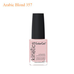 Kinetics – SolarGel Polish – Arabic Blond 357