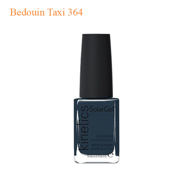 Kinetics – SolarGel Polish – Bedouin Taxi 364