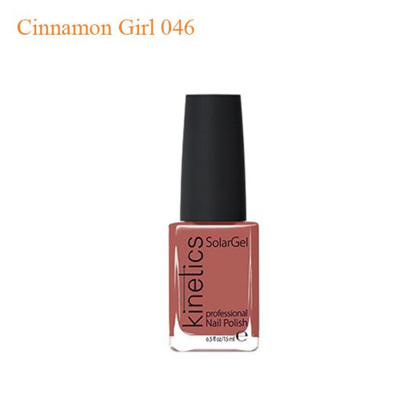 Kinetics SolarGel Polish Cinnamon Girl 046 - Top Selling
