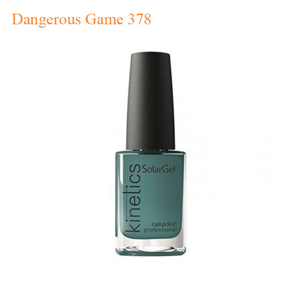 Kinetics – SolarGel Polish – Dangerous Game 378