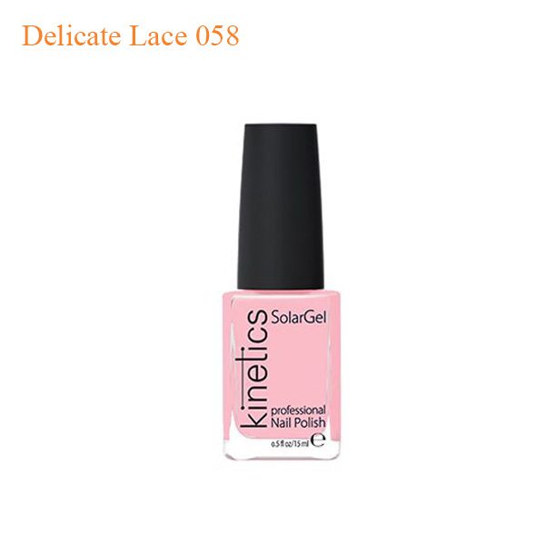 Kinetics SolarGel Polish Delicate Lace 058 - Top Selling