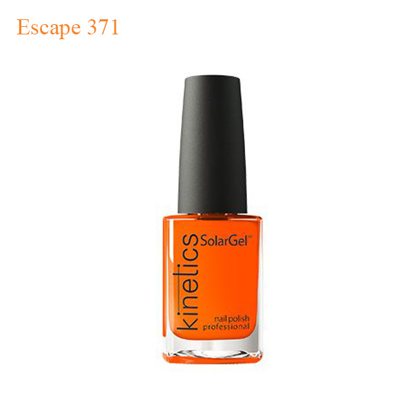 Kinetics – Shiled Gel And SolarGel Polish Duo So Coral 206