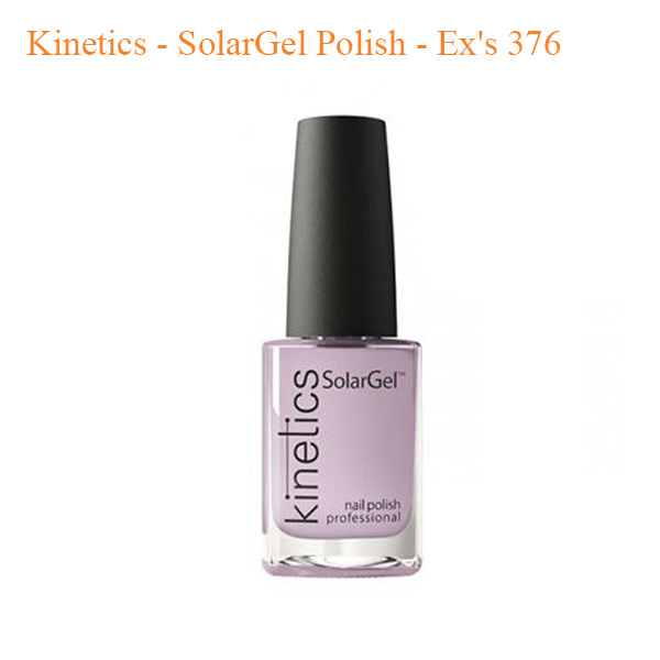 Kinetics – SolarGel Polish – Ex's 376