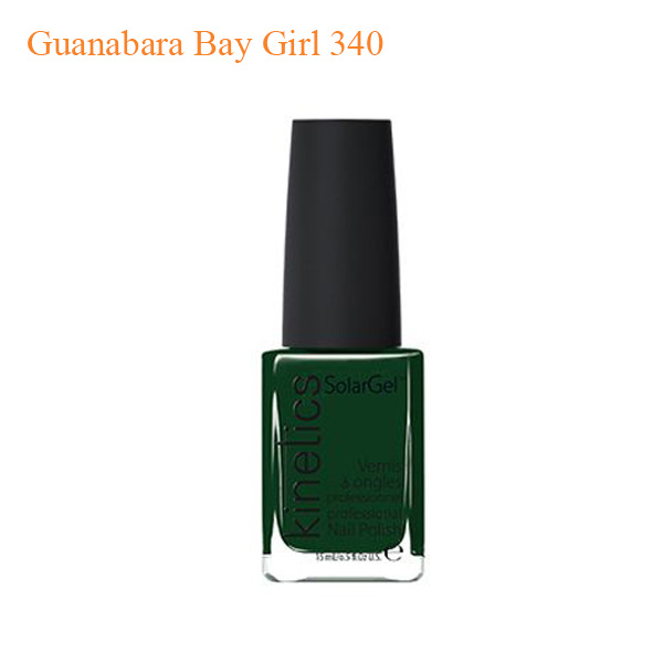 Kinetics – SolarGel Polish – Guanabara Bay Girl 340