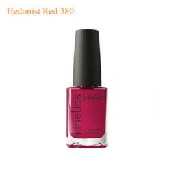 Kinetics – SolarGel Polish – Hedonist Red 380
