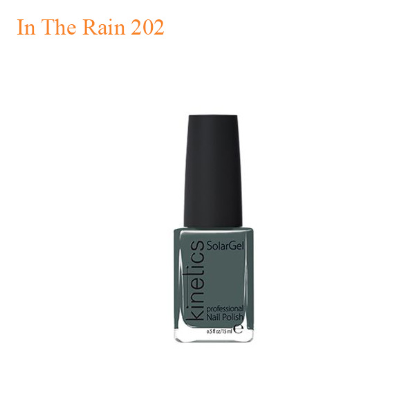 Kinetics – SolarGel Polish – In The Rain 202
