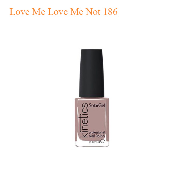 Kinetics SolarGel Polish Love Me Love Me Not 186 - Sản phẩm mua nhiều