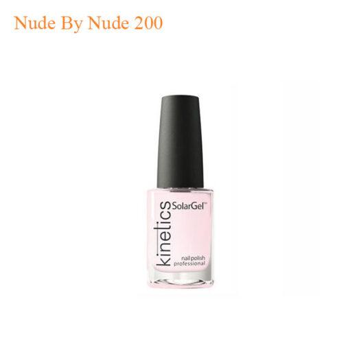 Sơn Solar Gel Kinetics – Nude By Nude 200
