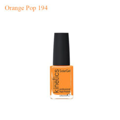 Kinetics – SolarGel Polish – Orange Pop 194