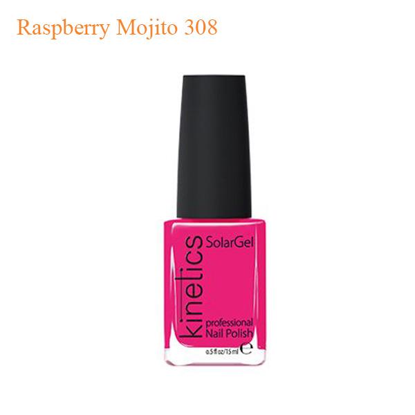 Kinetics – SolarGel Polish – Raspberry Mojito 308