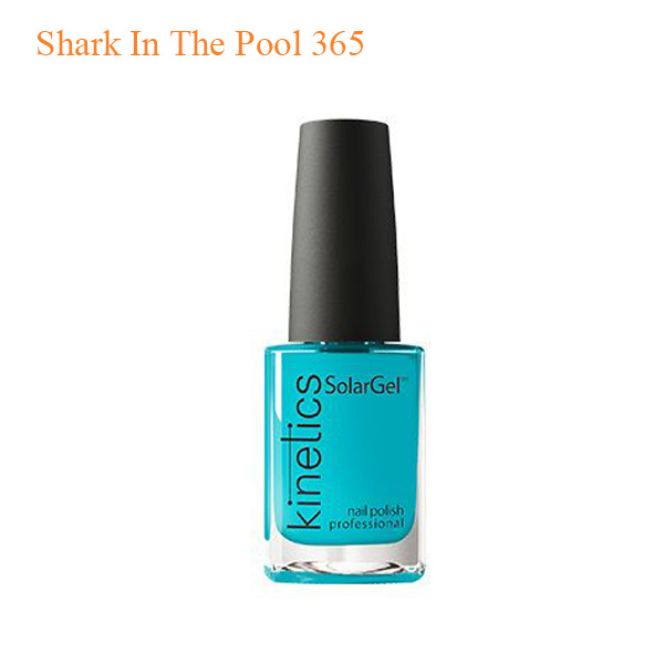 Kinetics – SolarGel Polish – Shark In The Pool 365