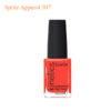 Kinetics – SolarGel Polish – Orange Split 306