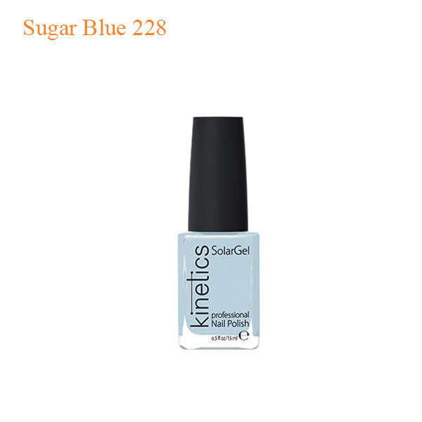 Kinetics – SolarGel Polish – Sugar Blue 228