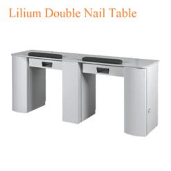 Bàn Làm Nail Đôi Lilium  – 72 Inches
