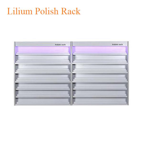 Lilium Polish Rack – 74 inches 1 - Top Selling