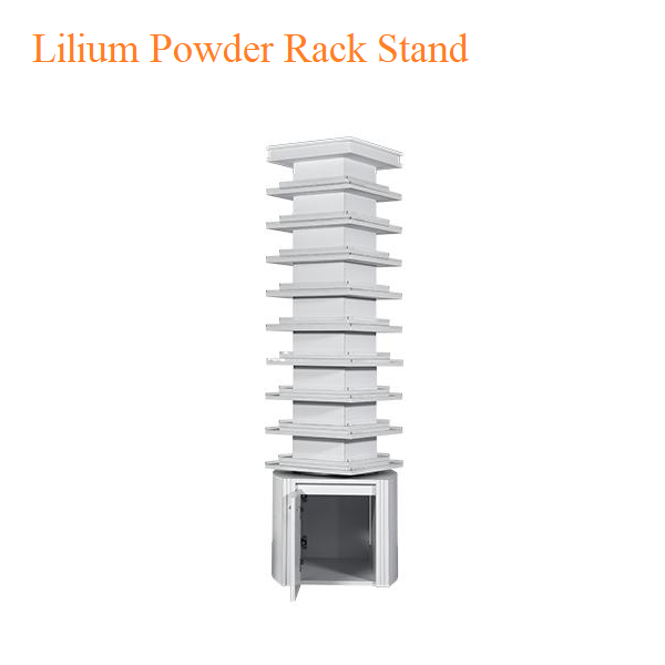Lilium Powder Rack Stand – 24 inches