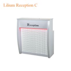 Lilium Reception C – 42 inches 3 247x247 - Equipment nail salon furniture manicure pedicure