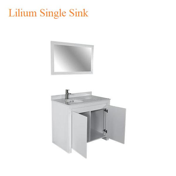 Lilium Single Sink – 40 inches