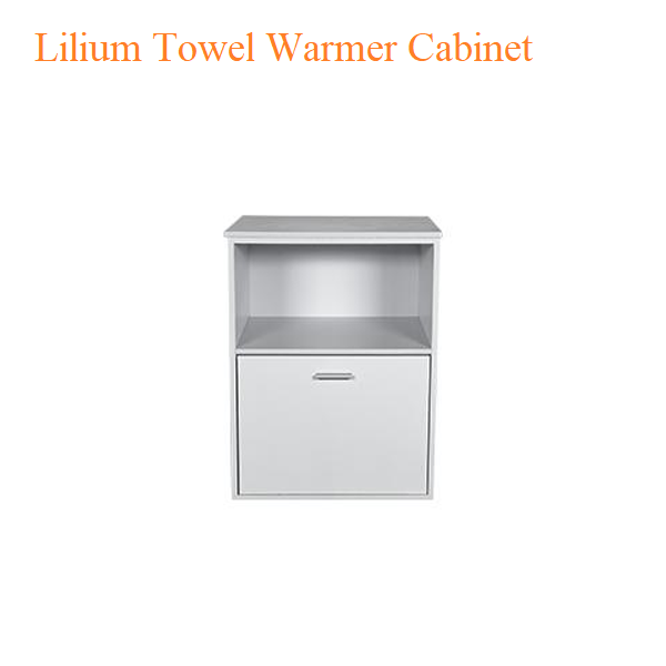 Lilium Towel Warmer Cabinet – 34 inches