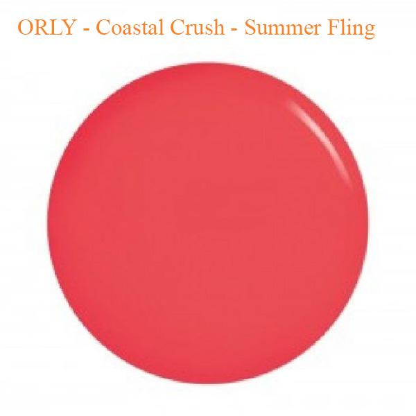 ORLY – Coastal Crush – Summer Fling