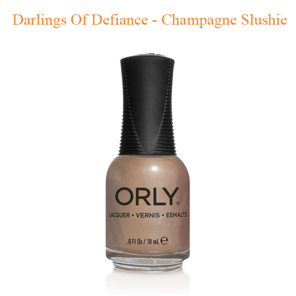 ORLY – Darlings Of Defiance – Champagne Slushie