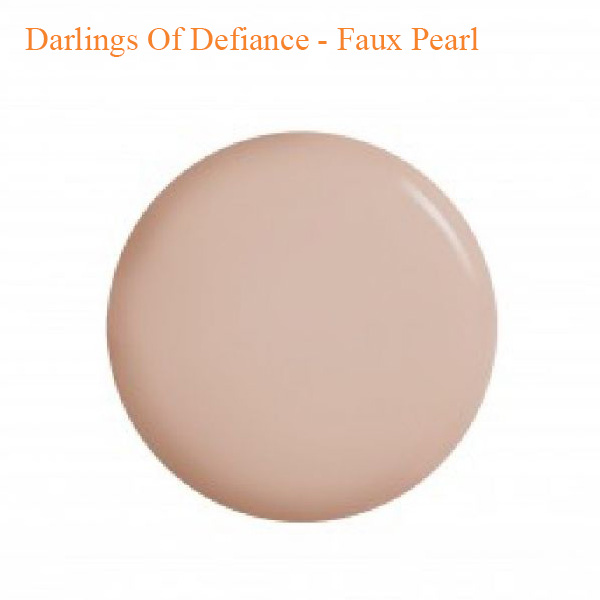 Sơn ORLY – Darlings Of Defiance – Faux Pearl