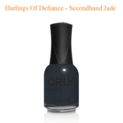 ORLY – Darlings Of Defiance – Secondhand Jade