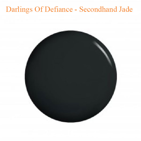 Sơn ORLY – Darlings Of Defiance – Secondhand Jade