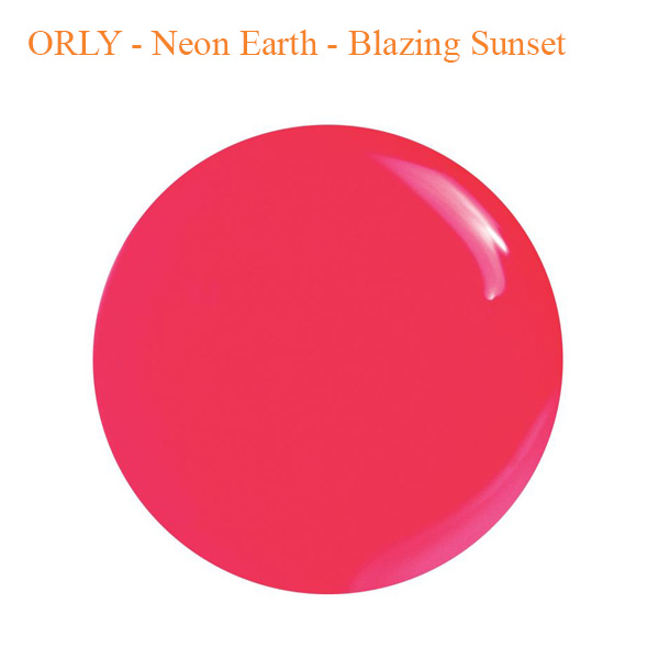 ORLY – Neon Earth – Blazing Sunset