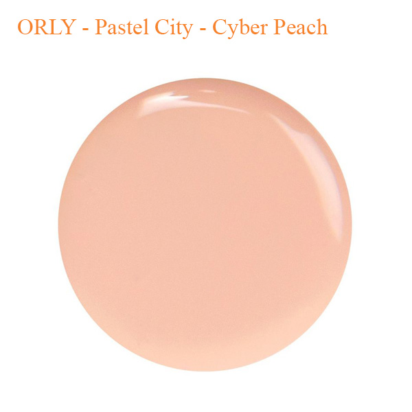 ORLY – Pastel City – Cyber Peach