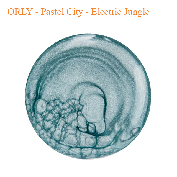 ORLY – Pastel City – Electric Jungle