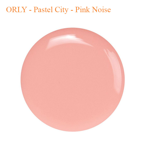 ORLY – Pastel City – Pink Noise