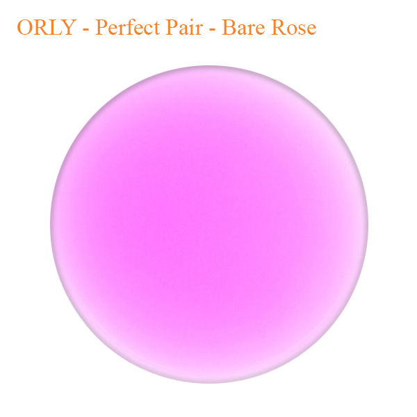 Sơn ORLY – Perfect Pair – Bare Rose
