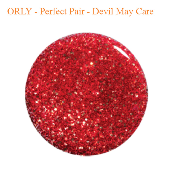 ORLY – Perfect Pair – Devil May Care