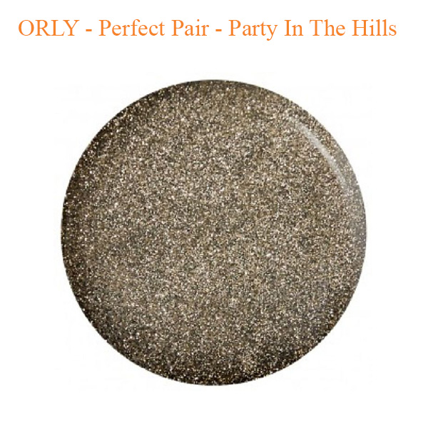 ORLY – Perfect Pair – Party In The Hills