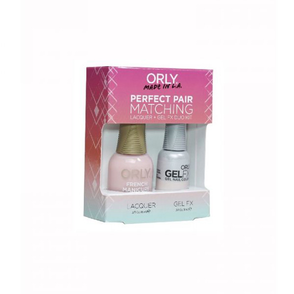ORLY – Perfect Pair – Rose-Colored Glasses