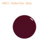 ORLY Perfect Pair Ruby 100x100 - Sơn ORLY - Perfect Pair - Ruby