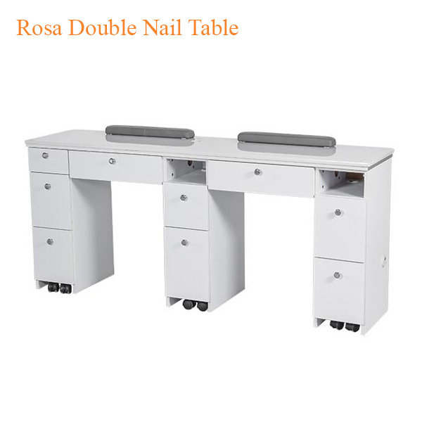 Rosa Double Nail Table – 69 inches