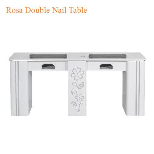 Bàn Làm Nail Đôi Rosa – 69 Inches