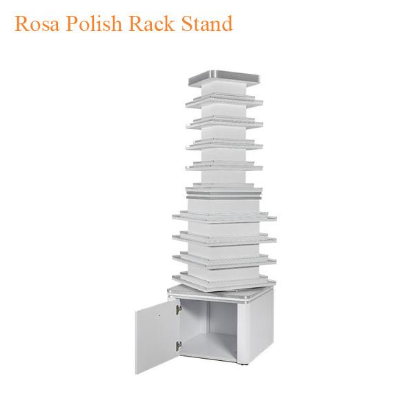 Kệ Tủ Trưng Bày Nước Sơn Rosa – 75 Inches