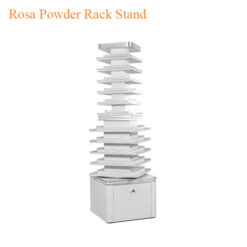 Rosa Powder Rack Stand – 75 inches