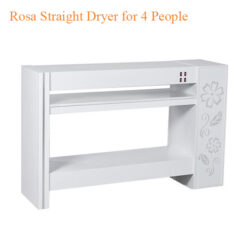 Rosa Straight Dryer for 4 People – 62 inches