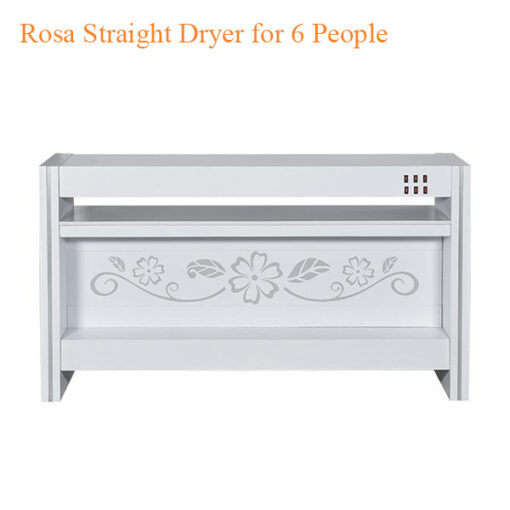 Rosa Straight Dryer for 6 People – 70 inches