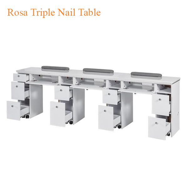 Rosa Triple Nail Table – 99 inches