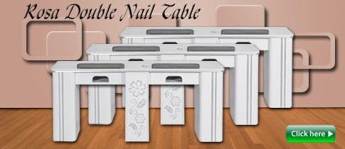 qc1 - Pedicure Spa, Nail Table, Furniture & Equipment